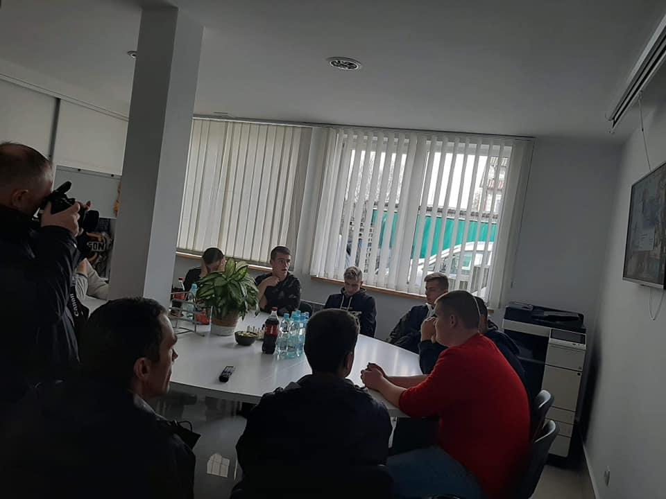 Wizyta Zespołu Szkół Nr 1 w Ostrowi Mazowieckiej ,,Rubinka,