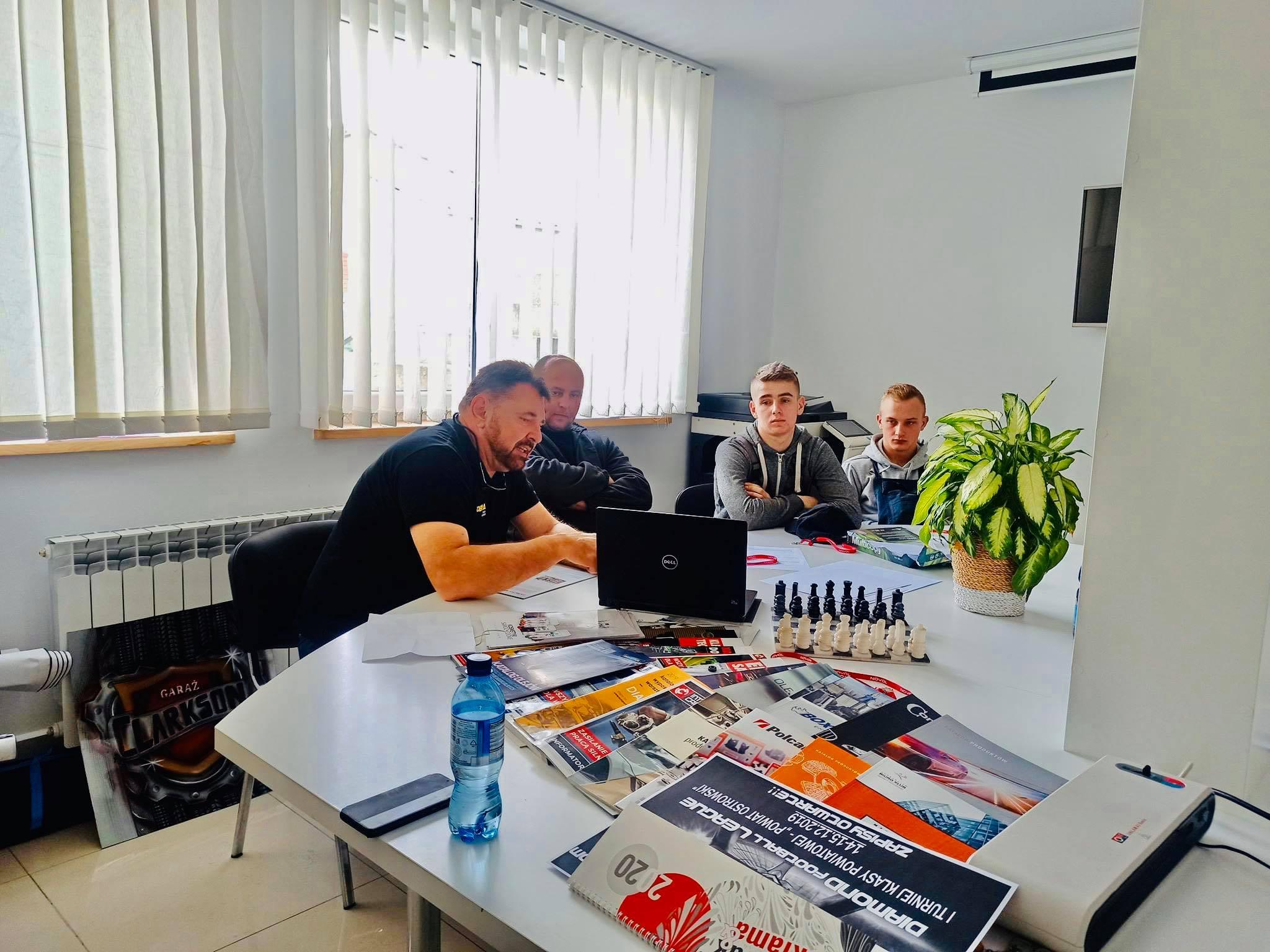 Szkolenie Novol